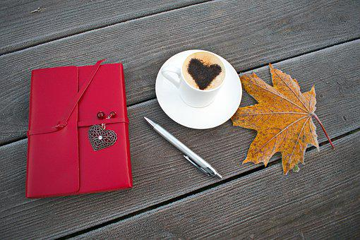 Good Morning, Coffee, Leaf, Morning, Cup, Food