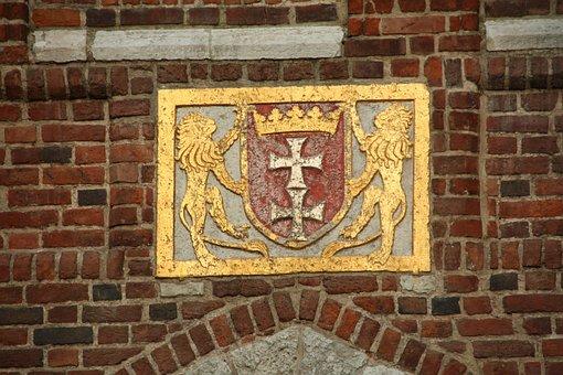 Gdańsk, Coat Of Arms, Monument