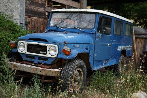 Car, Jeep, Toyota, Land-cruiser, Vehicle, Automobile