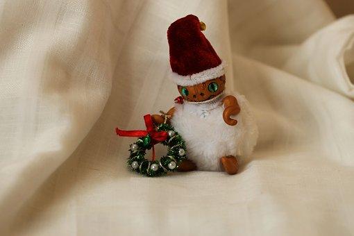 Toy, Miniature, Christmas Figure, Figure, Sculpture