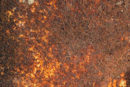 Rust, Texture, Metal, Rusty Metal, The Old Metal, Rusty