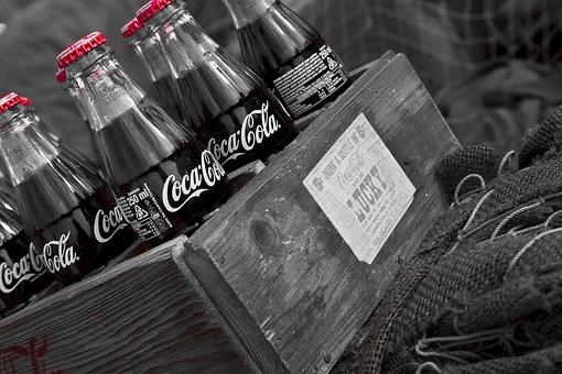 Coca Cola, Drink, Bottle