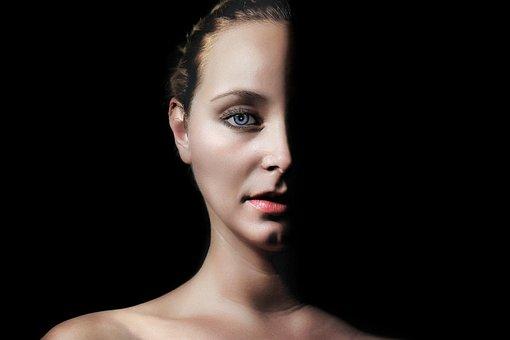 Portrait, Girl, Woman, Face, Eyes, Hair, Beauty