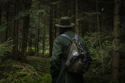 Hunt, Forest, Hunting, Nature, Hunter, Wilderness