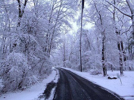 Snow, Ice, Winter, Frost, Nature, Snowfall, Poconos