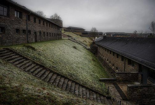 Architecture, Barracks, Building, Old, Military, Past