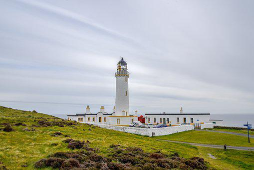 Lighthouse, Mull Of Galloway, Scotland