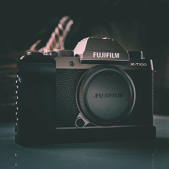 Camera, Fujifilm, Xt100, Photography, Fuji