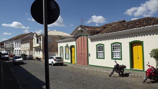 Tourism, Brazil, Nature, Landscape, City, Architecture