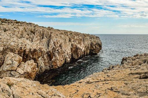 Landscape, Scenery, Geology, Erosion, Rock, Cape, Sky