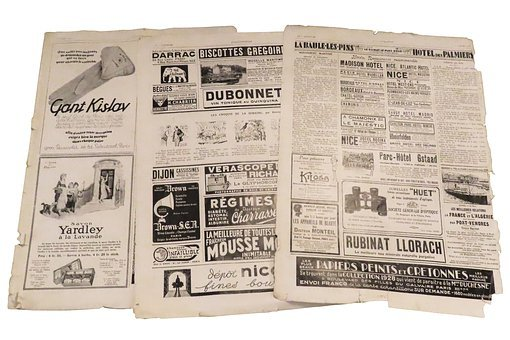 Industry, Craft, Pressure, Newspaper, Article, Font