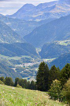 Mountain, Landscape, Panoramic Views, Haute Savoie