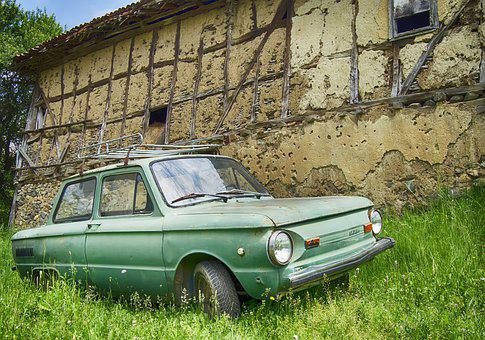 Made In Soviet Ukraine, Rear Engine, Air Cooled