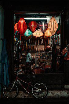 The Lantern, Hoi An, Night, The Ancient Town