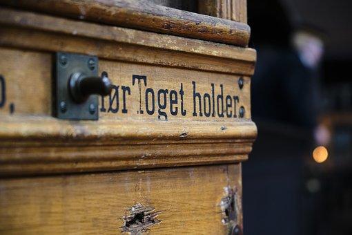 Wagon, Old, Train, Transport, Rails, Railroad, Vintage