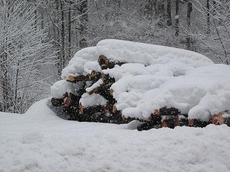 Winter Snow, Cold, Idyllic, Winter Magic, Icy, Snowy
