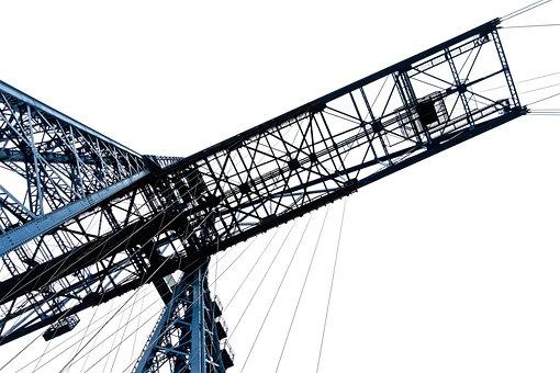Transporter, Bridge, Tees, Middlesbrough, Structure