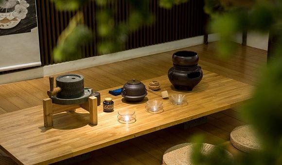 Tea, Tea Ceremony, Tea Cup, China, Traditional