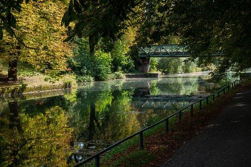 Channel, Water, City, Old, Romantic, Tourism, Bridge