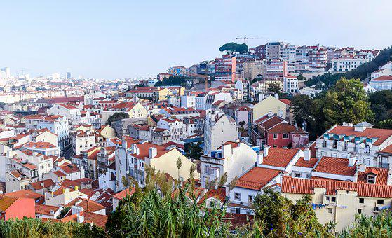 Portugal, Europe, Building, City, Wallpaper, Traveling