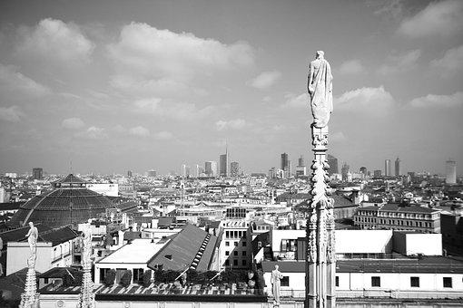 Duomo Di Milano, Milano, Italy, City, Tourism, History