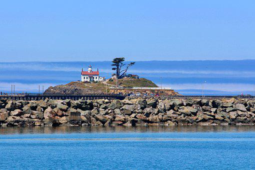 Battery Point Lighthouse, Crescent City, California