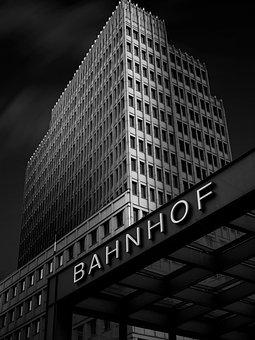 Berlin, Germany, Architecture, Building, City, Facade