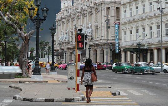 Cuba, Travel, Photo, Havana, City, Sky