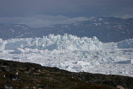 Ilulissat, Ice Cream, Icefjord, Iceberg, Polar, Glacier
