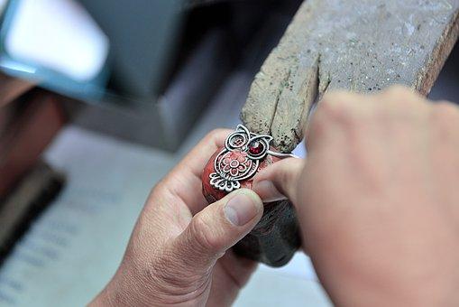 Work, Making, Stone, Factory, Creativity, Workshop