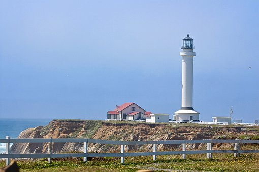 Point Arena, Lighthouse, California, Mendocino