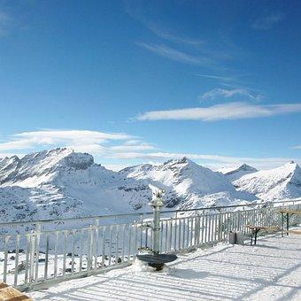 Glacier, Nature, Mountain, Mountains, Snow, Landscape