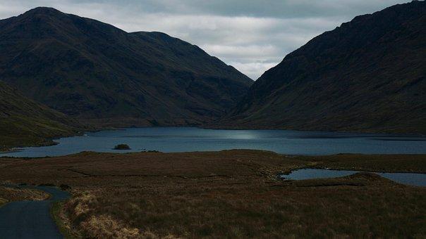 Travel, Ireland, Landscape, Irish, Nature, Pierre