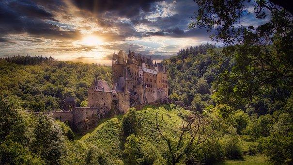 Destination, Castle, Places Of Interest, Middle Ages