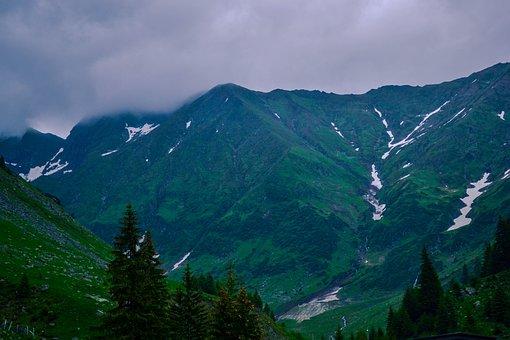 Romania, Mountains, Landscape, Mountain, Outdoors