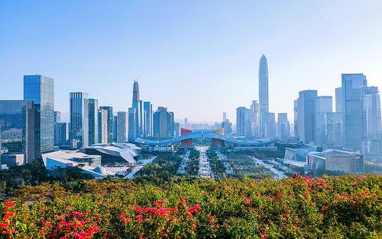 Shenzhen, City, Building