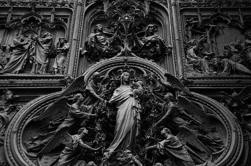 Duomo Di Milano, Milano, Italy, Tourism, History, City