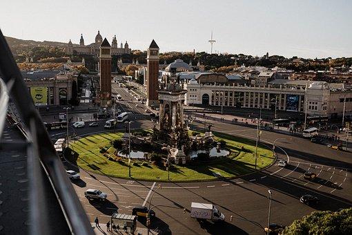 Barcelona, Spain, Cityscape