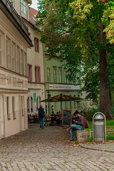 Weimar, Germany, City, Architecture, Construction, Art