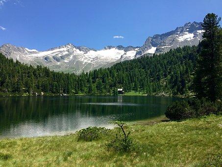 Austria, The Gastein Valley, Kötschachtal, Alpine