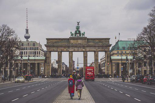 Berlin, City, Germany, Architecture