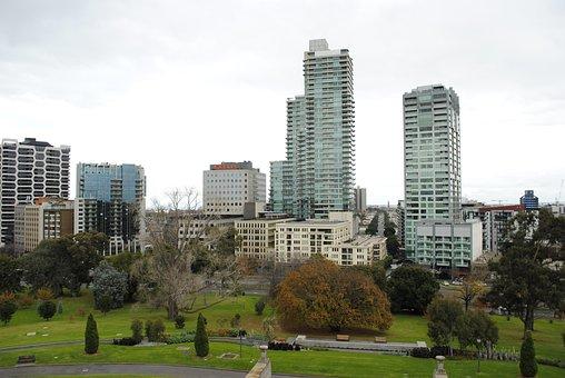 Building, City, Skyscraper, Landmark