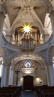 St, Andreas, Church, Düsseldorf, Religion, Christianity