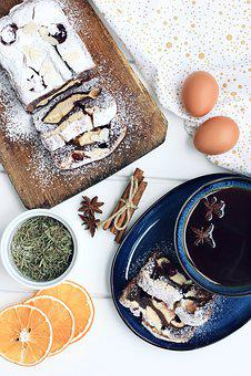 Cupcake, Morning, Breakfast, Food