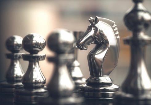 International, Chess, Go, Strategy, Image