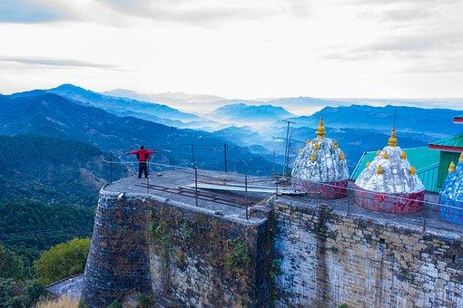 Manali, Himachal, India, Sky, Landscape