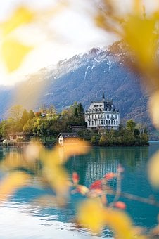 Iseltwald, Bern, Brine, Switzerland, Swiss, Lake Brienz