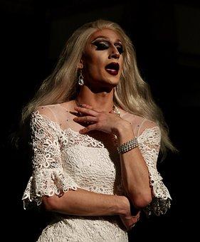 Drag, Queer, Fashion, Lgbtq, Performance, Black Fashion