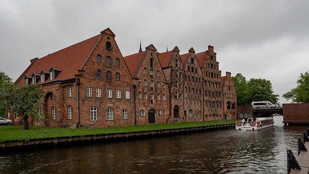 Hanseatic League, Hanseatic City, Lübeck, Architecture