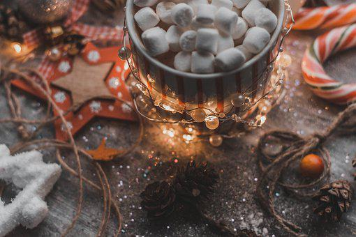 New Year's Eve, Decor, Comfort, Atmosphere, Christmas